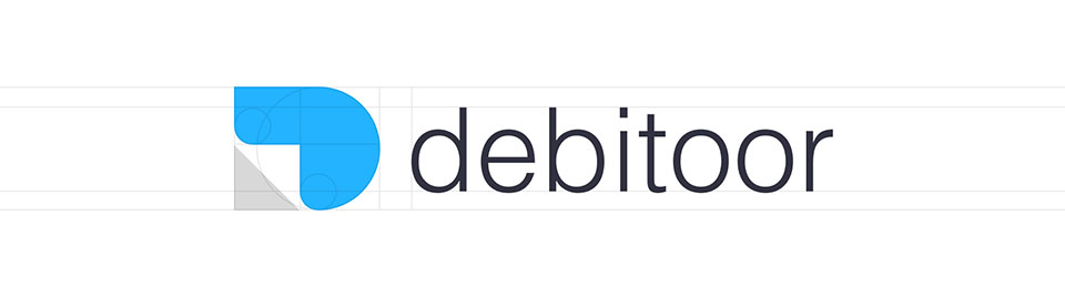 The brand new logo of Debitoor invoicing software