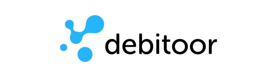 Debitoor's previous logo has seen us through a lot of development
