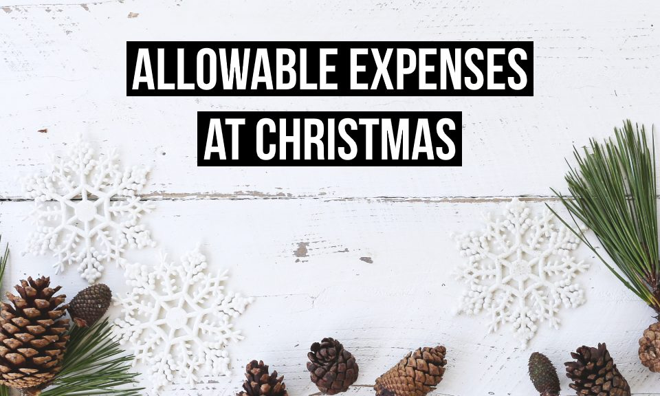 Find out which Christmas costs might be considered allowable expenses, as well as how to record expenses with Debitoor invoicing software