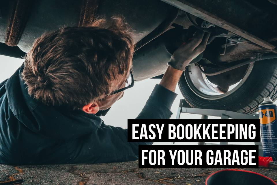 Bookkeeping for your garage