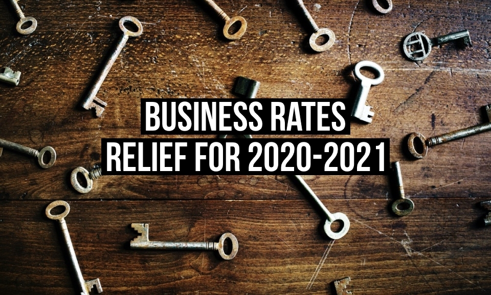 Business rates relief for 2020-2021