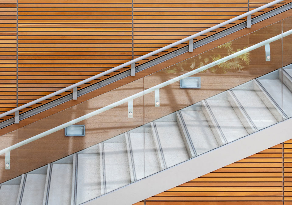 Will you stay active in the business or choose a full exit? These stairs symbolise the path you choose