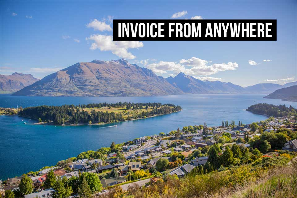 Online invoicing software like Debitoor gives you the tools to create invoices from anywhere