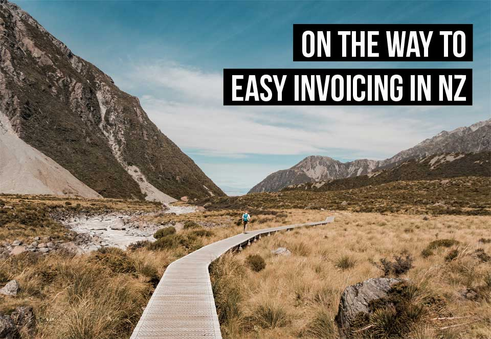 Small business in New Zealand? Creating an invoice is easy with Debitoor invoicing software