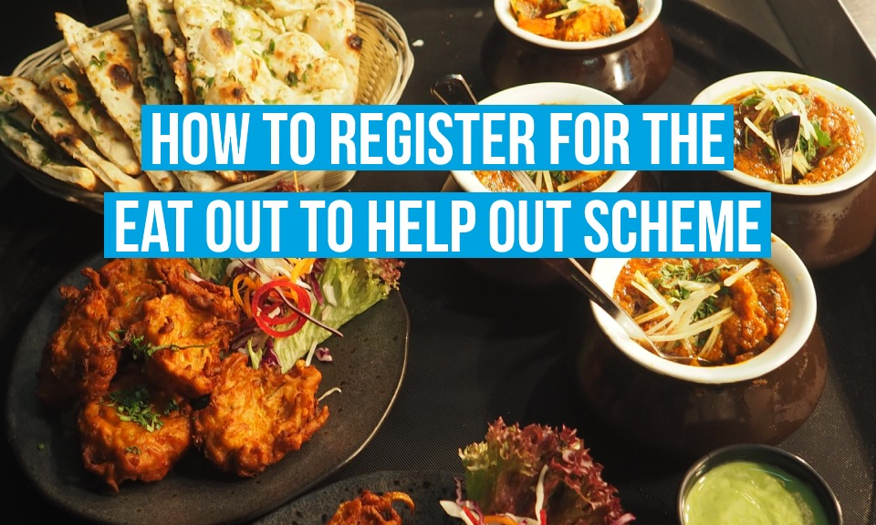 How to register for the Eat Out to Help Out Scheme