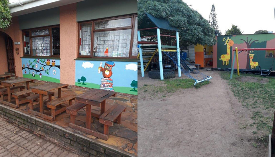 The Moss Kiddos school and aftercare in Mossel Bay, South Africa