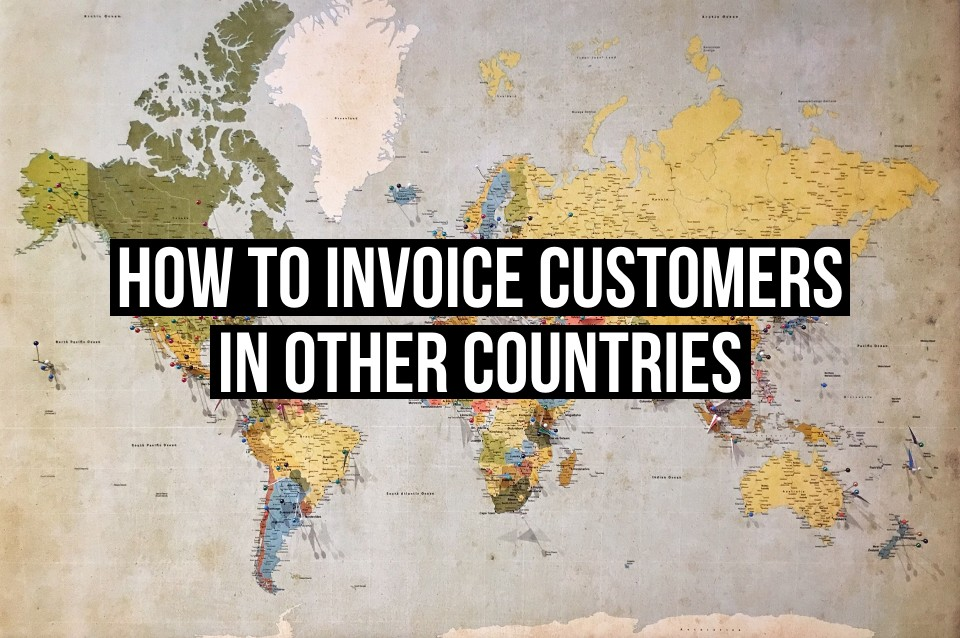 It's easy to send invoices to customers anywhere in the world with Debitoor invoicing software