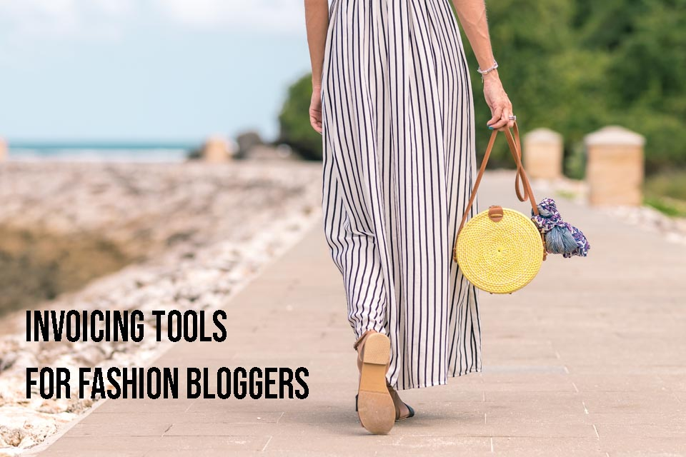 Invoicing tools for fashion bloggers