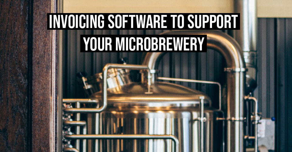 If you run a microbrewery, invoicing software like Debitoor can help send invoices, manage expenses, and stay on top of your accounting