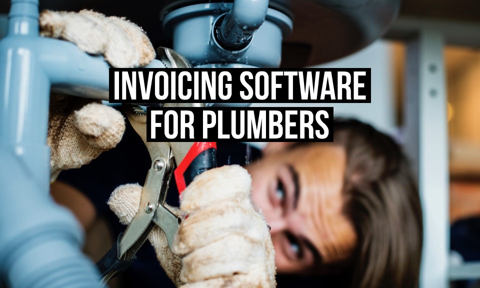 Invoicing software for plumbers