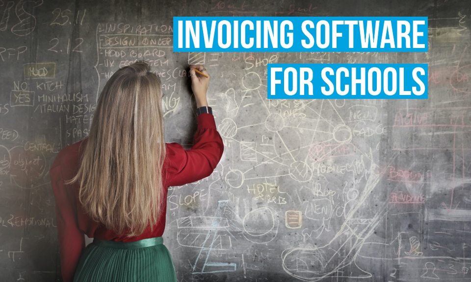 Invoicing software for schools