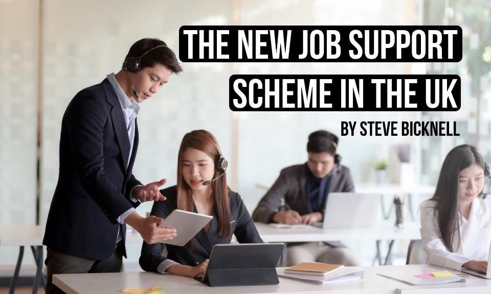 New Job Support Scheme in the UK