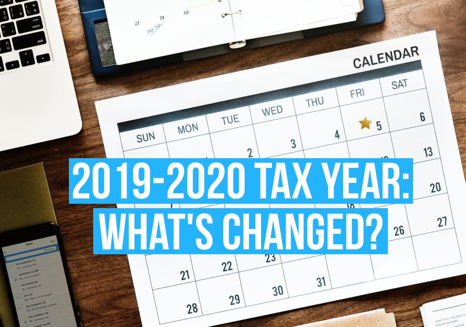 It's the start of the new tax year for 2019-2020. Find out what this means for your business with Debitoor invoicing software