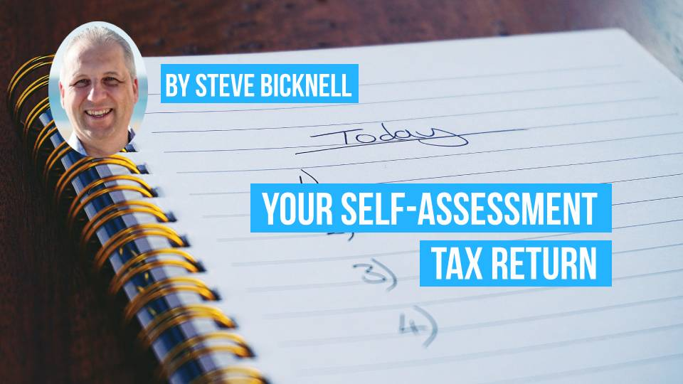 When will you submit your self-assessment? Here's what you need to know about filing.