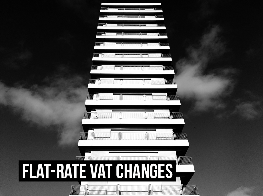 Changes to the flat-rate VAT scheme might indicate it's time to look into other options for your business.