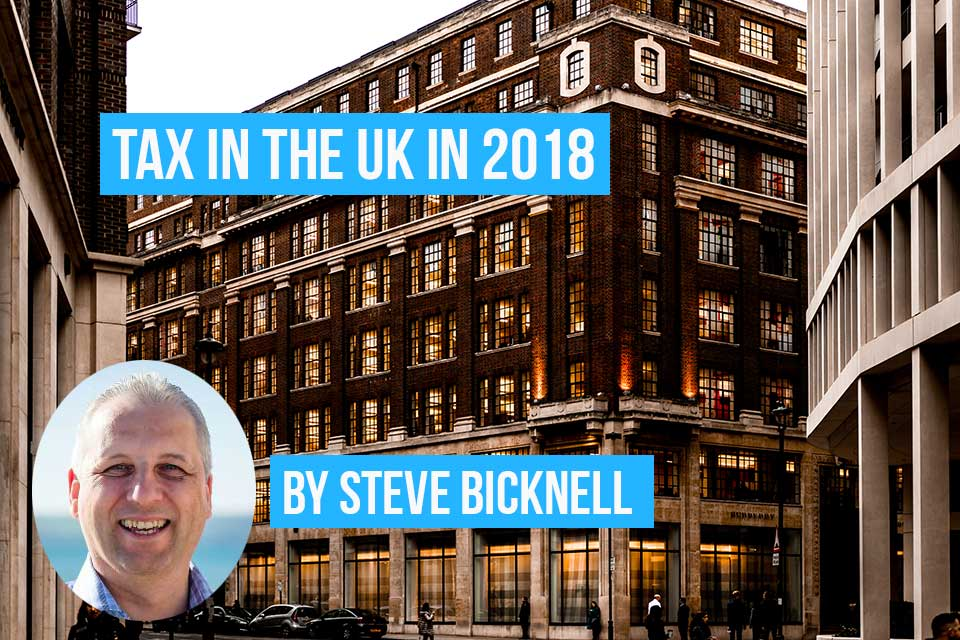 HMRC has made some changes to how you can pay tax. Steve Bicknell fills us in on what small businesses need to know.