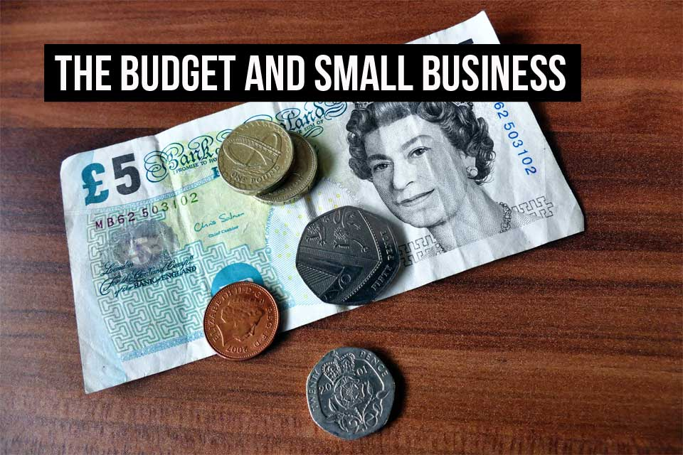 Pounds Sterling - how the Autumn Budget might affect UK small businesses