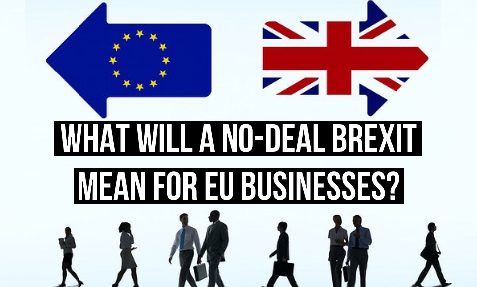 What will a no-deal Brexit mean for EU businesses title image