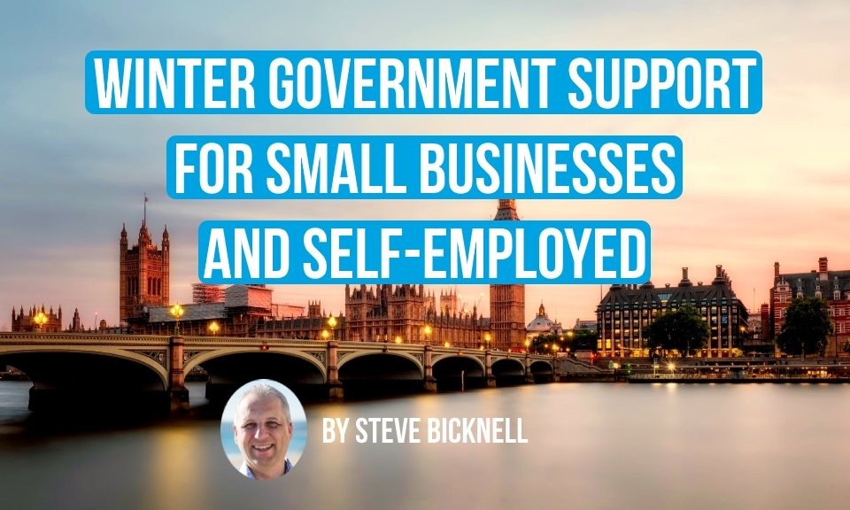 Winter government support for small businesses and the self-employed