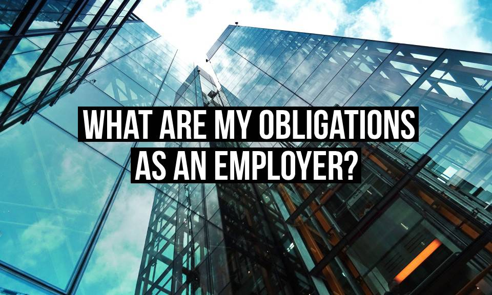 As an employer, you're obligated to provide a workplace pension for eligible staff