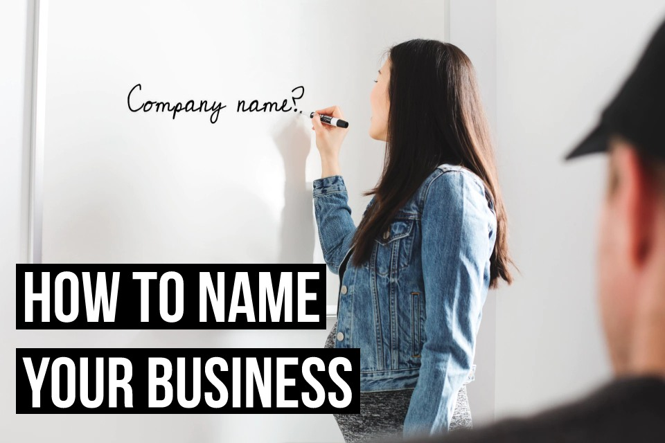 Your business's name is a big decision to make. Find out how to pick the right name for your company